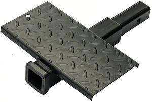 Удлинитель фаркопа с площадкой можно купить в 4x4mag.ru