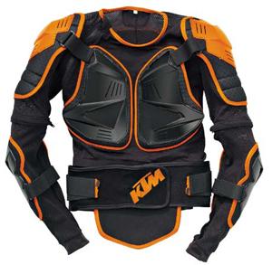 KTM Защита тела BODY ARMOUR можно купить в 4x4mag.ru