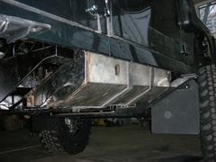 Бак топливный дополнительный - Land Rover Defender 110 можно купить в 4x4mag.ru