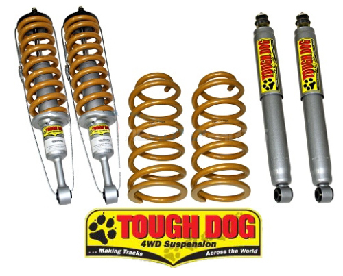 Подвеска Tough Dog  http://4x4mag.ru