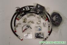 Набор шлангов и клапанов для подключения гидравлических лебедок Mile Marker на автомобиле Toyota можно купить в 4x4mag.ru
