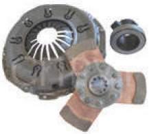 Комплект керамического сцепления под первичный вал КПП D 35 мм можно купить в 4x4mag.ru