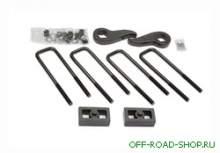 """Набор лифт подвески для  Silverado, Sierra-2500HD 4WD/2WD 11-12, лифт 2.5"""" перед/1.5"""" зад max диаметр шин 33"""" можно купить в 4x4mag.ru"""