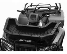 ARCTIC CAT Кузов пластиковый (передний) '08-'11 можно купить в 4x4mag.ru