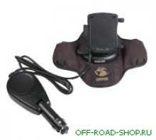 Автомобильный комплект для IQue. Крепление, з/у, динамик, адаптер прикуривателя. можно купить в 4x4mag.ru