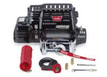 Лебедка электрическая WARN PowerPlant Dual Force 12000HD лебедка электрическая 12 V можно купить в 4x4mag.ru