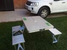 Стол складной Picnic Table можно купить в 4x4mag.ru