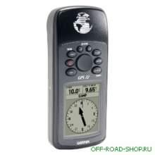 GPS 72 - навигатор с 1МВ памяти, водонепроницаемый, непотопляемый, содержит в памяти 50 маршрутов.Выносная антенна не подключается можно купить в 4x4mag.ru