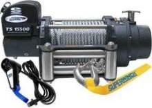 Лебедка автомобильная электрическая Superwinch Tiger Shark 15500  12В (1515200) можно купить в 4x4mag.ru