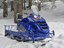 Снегоход Alpina SHERPA можно купить в 4x4mag.ru