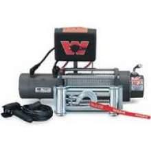 Лебедка электрическая WARN XD9000 – классическая мощная лебедка 24 V можно купить в 4x4mag.ru