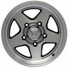 Диск колесный легкосплавный литой LENSO (Тайланд) для УАЗ посадка 5х139,7; размер 8x16; вылет ET 40; центральное отверстие D110 можно купить в 4x4mag.ru