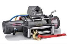 Лебёдка электрическая 24V Runva 12000 lbs 5700 кг можно купить в 4x4mag.ru