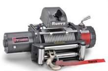 Лебёдка электрическая 12V Runva 9500 lbs 4350 кг можно купить в 4x4mag.ru