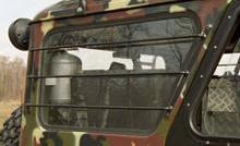 Защита задних боковых окон РИФ можно купить в 4x4mag.ru