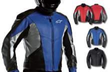 ALPINESTARS Куртка кожаная TX-1 JACKET можно купить в 4x4mag.ru