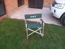 Стул складной Director Chair можно купить в 4x4mag.ru