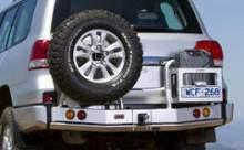 Кронштейн крепления запасного колеса ARB (Левый) можно купить в 4x4mag.ru