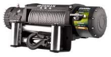 Лебёдка электрическая IRONMAN 9500 (влагозащищенная) можно купить в 4x4mag.ru