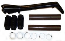 Шноркель УАЗ Хантер с установочным комплектом на дизельный двигатель можно купить в 4x4mag.ru