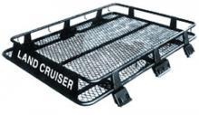 Стальной экспедиционный  багажник 170x110x17см LAND CRUISER FJ100 можно купить в 4x4mag.ru