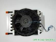 Дополнительный радиатор рулевого управления PSC (с вентилятором охлаждения) можно купить в 4x4mag.ru