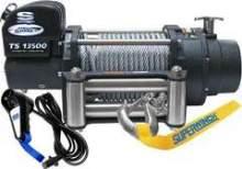 Лебедка автомобильная электрическая Superwinch Tiger Shark 13500  12В (1513200) можно купить в 4x4mag.ru