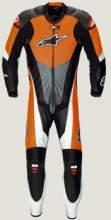 ALPINESTARS Комбинезон кожаный S-MOTO можно купить в 4x4mag.ru