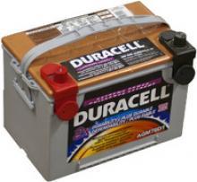 Аккумулятор гелевый Duracell  AGM78DT можно купить в 4x4mag.ru