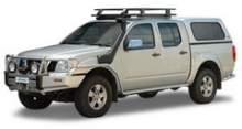 Шноркель Nissan Navara D40, Cab 2008+ Vin: MNT - YD25DDTi - 2.5L-I4, дизель, левая сторона можно купить в 4x4mag.ru