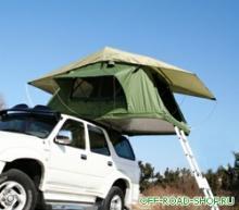 Палатка туристическая с креплением на крышу автомобиля можно купить в 4x4mag.ru