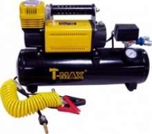 Компрессор T-MAX 160 л/мин с рессивером 10 литров можно купить в 4x4mag.ru