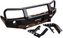 Бампер передний с доп. фарами РИФ для Mazda BT-50 можно купить в 4x4mag.ru