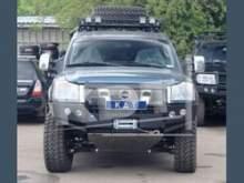Багажник экспедиционный КДТ для пикапов можно купить в 4x4mag.ru