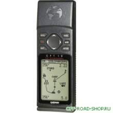 Портативный навигатор GPS-12, содержит в памяти  20 маршрутов.Не имеет возможности подключения выносной антенны. Водонепроницаемый можно купить в 4x4mag.ru