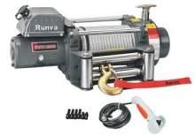 Лебёдка электрическая (индустр.) 24V Runva 12000 lbs 5700 кг можно купить в 4x4mag.ru