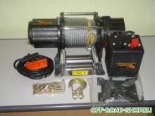 Электролебедка Mile Marker PE6000 (12v) можно купить в 4x4mag.ru