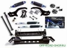 """Набор элементов подвески со стойками для Nissan Armada 6"""", Амортизаторы MX6 ( EXP 59005BMX) можно купить в 4x4mag.ru"""