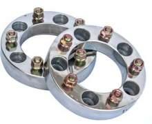 Проставка колесная для УАЗ 5x139.7, центр. отв. 108 мм, толщ. 35 мм, 12x1.5 (серебристая) можно купить в 4x4mag.ru