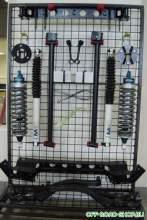 """Набор элементов подвески для Nissan Titan 6"""" 2004-2007 г/в., MX6 можно купить в 4x4mag.ru"""