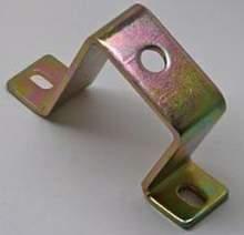 Пластина крепления переднего стабилизатора Ironman лифт 4&quot-6&quot Toyota LC80105 можно купить в 4x4mag.ru