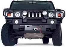 Лебедка электрическая WARN 9.5xp  для Hummer H2 можно купить в 4x4mag.ru