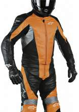ALPINESTARS Комбинезон кожаный TX-1 2PC можно купить в 4x4mag.ru