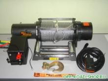 Электролебедка Mile Marker SE12000 (12V) можно купить в 4x4mag.ru