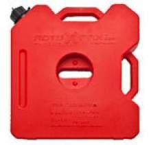 Канистра экспедиционная Rotopax на  6.5 литров под топливо, цвет: красный можно купить в 4x4mag.ru