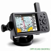 Цветной автомобильный стационарный картографический GPS приемник можно купить в 4x4mag.ru