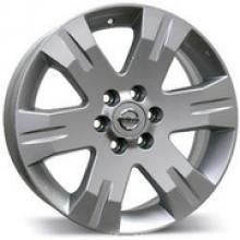 Диск Replica_k для Nissan Pathfinder 8,0/18/6x114.3 ET30 d66 Silver (арт. 251) можно купить в 4x4mag.ru