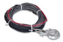 Cинтетический трос c крюком для лебедок ComeUp Seal DS-9.5s/9.5rs/9.5si/9.5rsi, DV-9s/9si можно купить в 4x4mag.ru