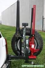 Правая траверса для крепления запасного колеса на бампер K3525 можно купить в 4x4mag.ru