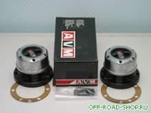 Комплект колесных муфт (хабов) AVM-458 (Mersedes Benz Truck) можно купить в 4x4mag.ru